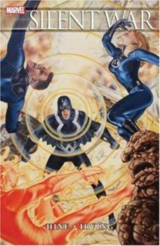 Silent War - Book #9 of the Inhumans in Chronological Order