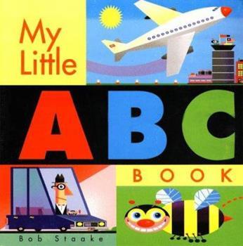 Board book My Little ABC Book