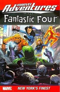Marvel Adventures Fantastic Four Volume 9 Digest - Book  of the Marvel Adventures