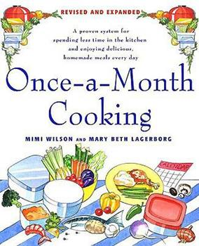 Once-a-month Cooking (Revised and Expanded Once a month cooking) 0312605986 Book Cover