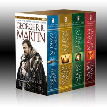 A Song of Ice and Fire - Book  of the A Song of Ice and Fire