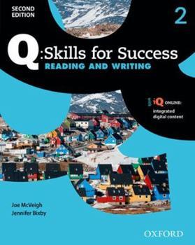 Paperback Q: Skills for Success Book