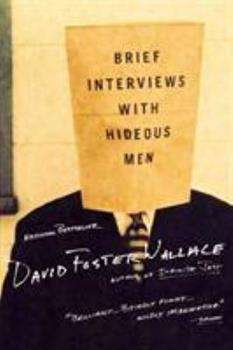 Brief Interviews with Hideous Men 0316925195 Book Cover