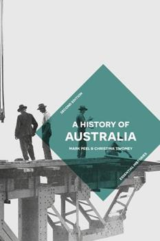 A History of Australia 0230001645 Book Cover