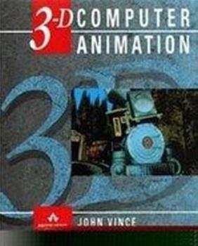 Hardcover Three-Dimension Computer Animation Book