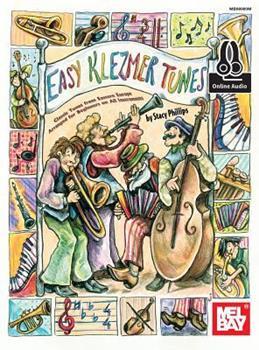 Easy Klezmer Tunes 0786692081 Book Cover
