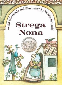 Paperback Strega Nona Book