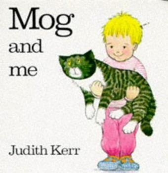 Mog and Me 0007347030 Book Cover