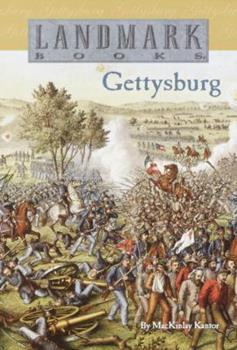 Gettysburg 0394891813 Book Cover