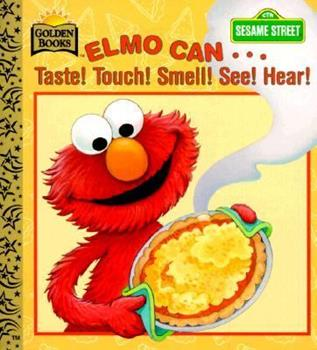 Elmo Can Taste! (Golden Little Look-Look Books) - Book  of the Little Golden Books