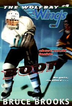 Boot (The Wolfbay Wings , No 4) 0064406806 Book Cover