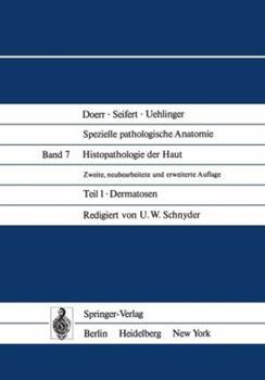 Histopathologie Der Haut: Teil 1 Dermatosen 3642668844 Book Cover