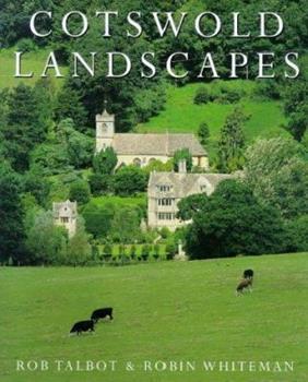 Cotswold Landscapes 0297824694 Book Cover