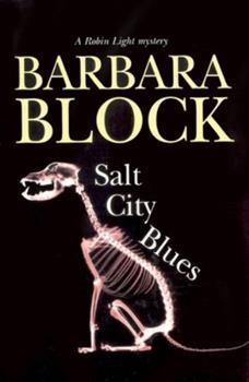 Salt City Blues (Robin Light Thriller) 0727861530 Book Cover