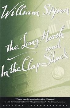 The Long March and In the Clap Shack 0679736751 Book Cover