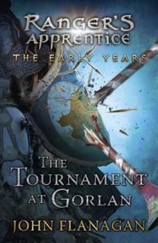 The Tournament at Gorlan 0399163611 Book Cover