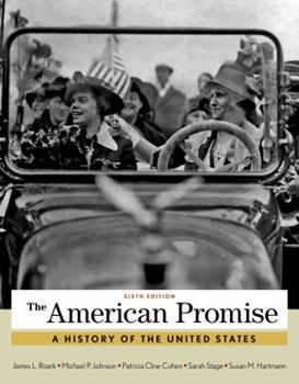The American Promise, Combined Volume 1457668386 Book Cover