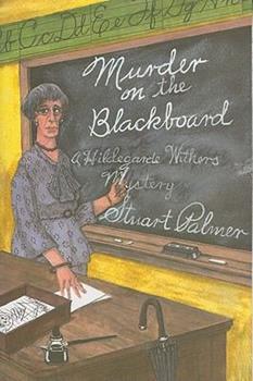 Murder on the Blackboard 160187054X Book Cover