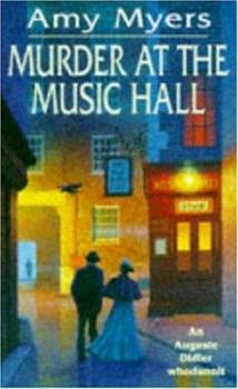 Paperback Murder at the Music Hall Book