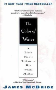 Paperback The Color of Water, A Black Man's Tribute to His W Book