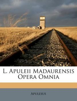 Paperback L. Apuleii Madaurensis Opera Omnia Book