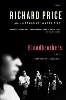 Bloodbrothers 0312428693 Book Cover