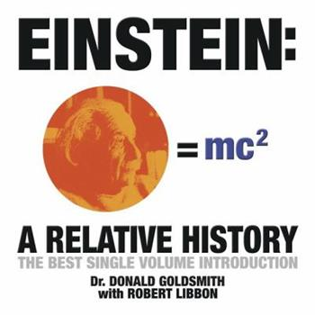 Einstein: A Relative History 1416504923 Book Cover