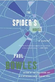 The Spider's House 0876855451 Book Cover