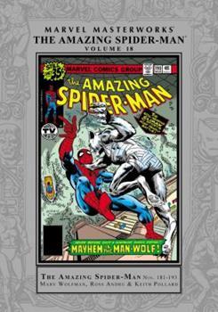 Marvel Masterworks: The Amazing Spider-Man, Vol. 18 - Book #239 of the Marvel Masterworks