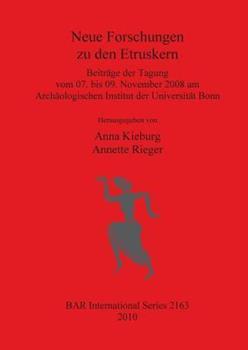 Paperback Neue Forschungen Zu Den Etruskern [German] Book