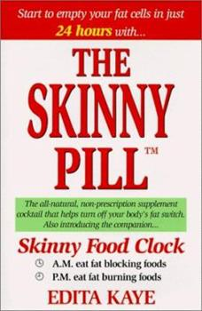 Hardcover The Skinny Pill Book