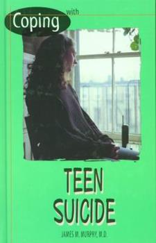 Hardcover Coping with Teen Suicide Book