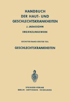 Paperback Geschlechtskrankheiten [German] Book