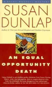 An Equal Opportunity Death: A Mystery 0440215668 Book Cover
