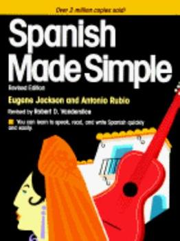 Spanish Made Simple (Revised Edition) 0385012128 Book Cover