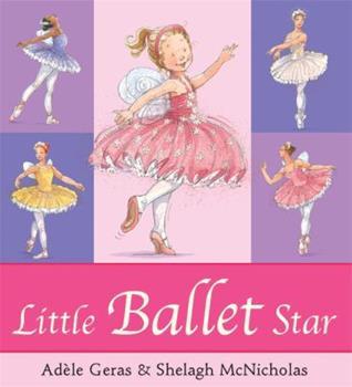 Little Ballet Star 0803732376 Book Cover