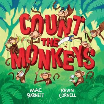 Count the Monkeys 1423160657 Book Cover