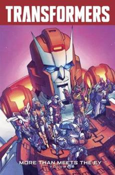 Transformers: More Than Meets the Eye, Volume 8 - Book #8 of the Transformers: More Than Meets the Eye