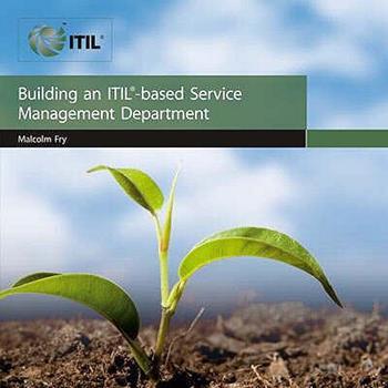 Paperback Building an ITIL based Service Management Department Book