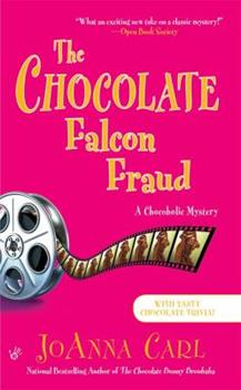 The Chocolate Falcon Fraud 0451473817 Book Cover