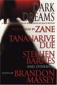 Dark Dreams: A Collection of Horror and Suspense by Black Writers 0758207530 Book Cover