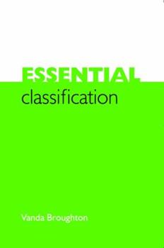 Paperback Essential Classification Book