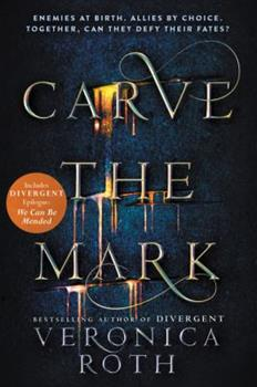 Carve the Mark 0062348639 Book Cover