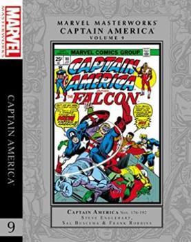 Marvel Masterworks: Captain America, Vol. 9 - Book #243 of the Marvel Masterworks