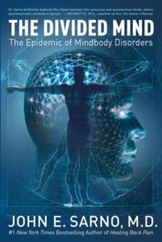 Hardcover The Divided Mind: The Epidemic of Mindbody Disorders Book