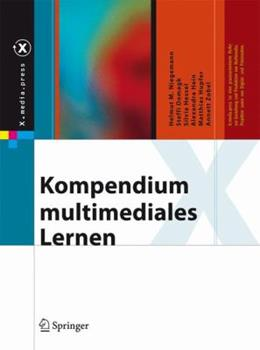 Hardcover Kompendium Multimediales Lernen [German] Book