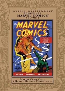 Marvel Masterworks: Golden Age Marvel Comics Volume 1 - Book #36 of the Marvel Masterworks