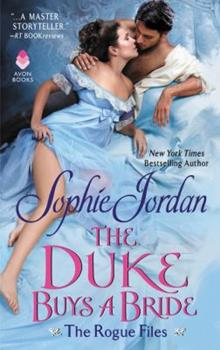 The Duke Buys a Bride 0062463640 Book Cover