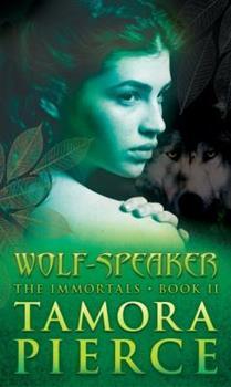 Wolf-Speaker - Book  of the Tortall