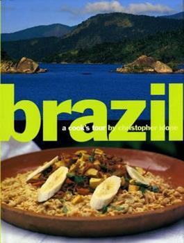 Brazil:  A Cook's Tour 0517595559 Book Cover